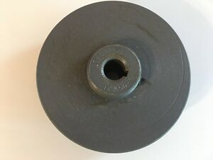 Browning 1vm50 5 8 1 grove V belt Pulley 5 8 Bore Variable Pitch Cast Iron