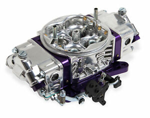 Holley 0 67199pl 650 Cfm Track Warrior Carburetor
