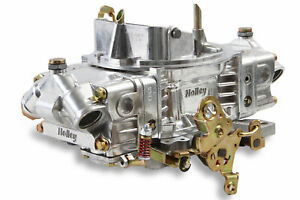 Holley 0 4781sa 850 Cfm Double Pumper Carburetor