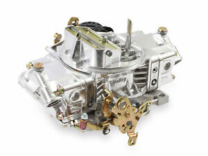 Holley 0 85670 670 Cfm Street Avenger Aluminum Carburetor