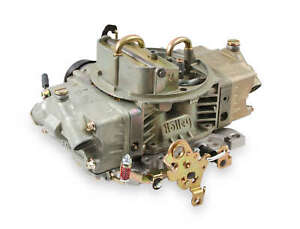 Holley 0 80559 600 Cfm Marine Carburetor
