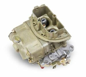 Holley 0 80684 350 Cfm Outer Carb Dichromate No Choke