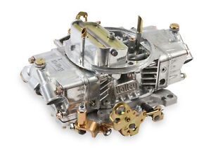 Holley 0 80572s 700 Cfm Supercharger Double Pumper Carburetor