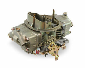 Holley 0 9381 830 Cfm Competition Double Pumper Carburetor