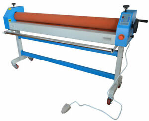 Automatic Electric manual 51in 1300mm Large Cold Laminating Machine Brand New