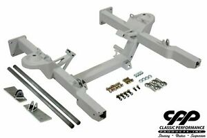 62 67 Chevy Nova Front Ifs Mustang 2 Independent Frontend Crossmember