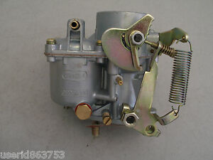 Vw Volkswagen Bug Beetle 30 Pict Carburetor Karmann Ghia Beetle New Carb