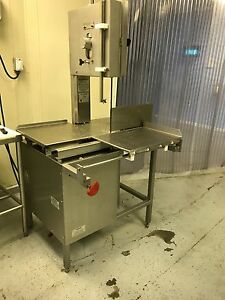 Commercial Band Saw Stainless Steel Large Meat Band Saw