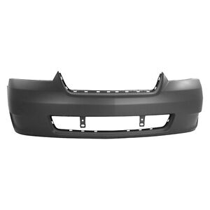 New Primered Front Bumper Cover Fascia For 2006 2008 Chevy Malibu Lt Ls Maxx