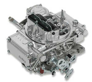 Holley 0 1850s 600 Cfm Street Warrior Carburetor