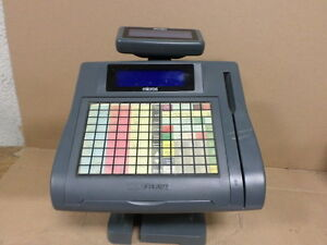 Micros Work Station 4 Ws4 Pos Point Of Sale Terminal W Stand