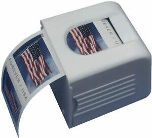 100 Roll Postage Stamp Dispenser Holder Mail Stamps Office stamps Not Included