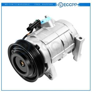 A c Compressor And Clutch Co 29001c Fits 00 07 Chrysler Dodge Plymouth 3 3l 3 8l