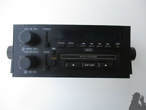 Gm Gmc Chevy 16169215 Radio Cassette Player