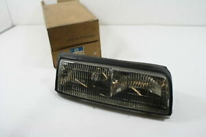Nos 90 91 Chevy Beretta Headlight Rh