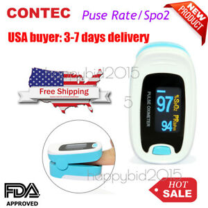 Handheld Pulse Oximeter Spo2 Monitor human Use blood Oxygen cms60c software