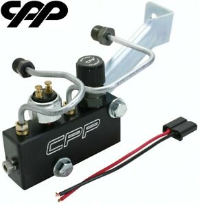 Cpp Hot Rod Street Rod Adjustable Proportioning Valve With Lines