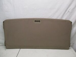 1998 2002 Ford Expedition Eddie Bauer Sunroof Sun Roof Cover Shade