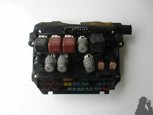 1991 1992 1993 1994 Toyota Previa Fuse Box as Is