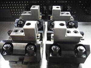Vertical Boring Mill Faceplate Chuck Jaws Set Of 4 8 88 X 8 25 X 8 5 loc122