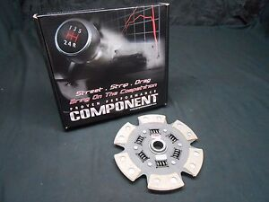 Competition Clutch Stage 4 Sprung 6 Puck Sprung Disc Honda Acura B Series