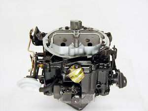 Mercury Marine Carburetor Quadrajet 1347 7362 Mcm mie 305 350 4bbl 100 Refund