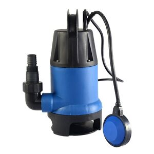 Home 1 2 Hp 2000gph Submersible Dirty Clean Water Pump Swimming Pool Tool Blue