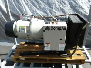 Compair Classic 07 10 Hp Rotary Vane Compressor woodworking Machinery