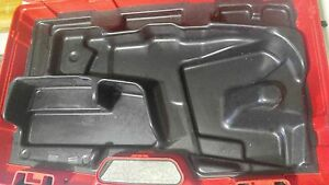 Hilti Wsr 36a Reciprocating Saw Plastic Case used