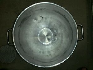 Original Hobart Stainless Steal 40 Quart Bowl For Hobart Mixers Vmlhp