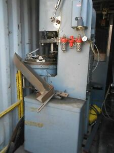 Denison 4 Ton Multipress With Rotary Table