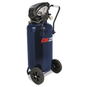 Campbell Hausfeld 26 gallon Oil free Vertical Portable Air Compressor New