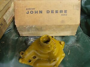 M3038t Water Pump Housing John Deere New Old Stock