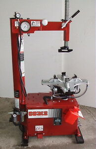 Remanufactured Coats 5030 a Tire Changer With Atv Clamps