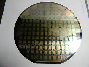 6 Silicon Wafer Sofradir Cl175a Infrared Image Sensor