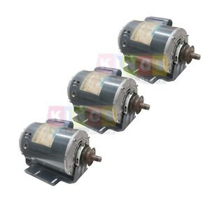 3pk Refurbished Huebsch Wascomat Speed Queen 32 Dg 32dg Dryer Motor 431325p