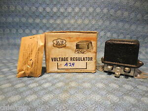 1938 1939 Dodge Plymouth Fargo Nors Voltage Regulator Vrd 4002 b see Ad