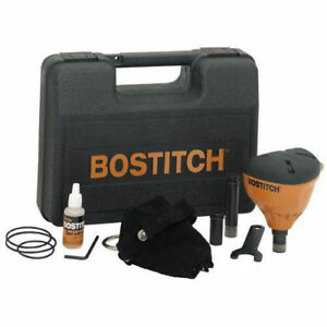 Bostitch Pn100k Fixed Drive Impact Palm Nailer Kit With Carrying Case New