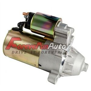 New Starter For Ford Taurus 3 0l 2000 2001 2002 2003 2004 2005 2006 2007