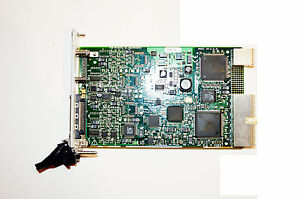 National Instruments Ni Pxi 6722 13 bit 8 channel 800 Ks s Pxi Analog Output