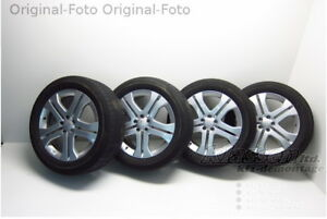 Fitted Wheels 8jx19 H2 Et60 Mercedes Ml W164 A1644014802 Alloy Wheels