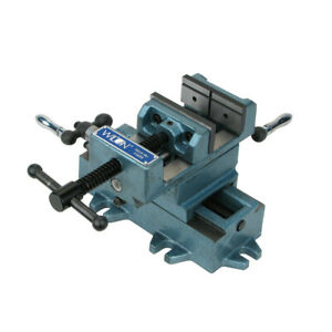 Wilton Cross Slide Drill Press Vise 4 Jaw Width Wmh11694 New