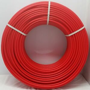 new Certified Non Barrier 3 8 1000 Coil Red Pex For Potable Water Use