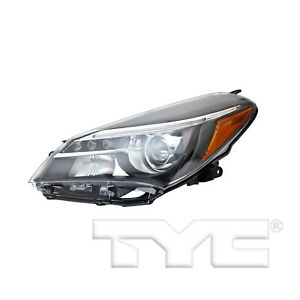For 2015 2017 Toyota Yaris Se Hatchback Headlight W led Drl Driver Side Lh