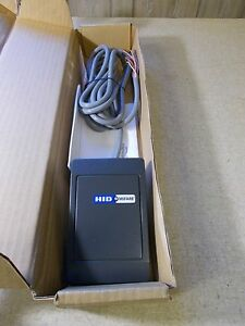 New Hid Mifare Reader 6055bgl0023 free Shipping