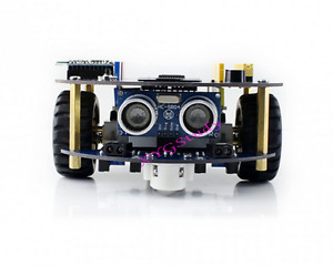 Alphabot2 Uno Plus Ultrasonic Sensor Bluetooth Ir Robot Building Kit For Arduino