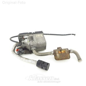 Auxiliary Heater Vw Touareg 7l 4 2 V8 Thermo Top C 85977k Gasoline