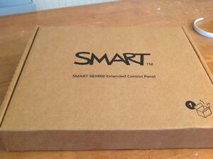 New Smart Technologies Smart Board Sbx800 Extended Control Panel
