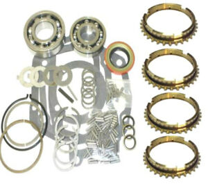 Muncie M20 M21 4 Speed Transmission Rebuild Kit 7 8 Pin Bk117ws