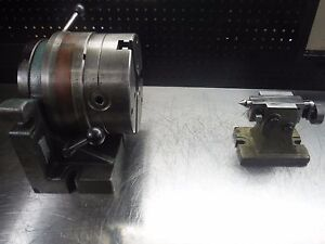 Bison 8 Dividing Rotary Precision Indexing Vertical Horizontal Head loc160